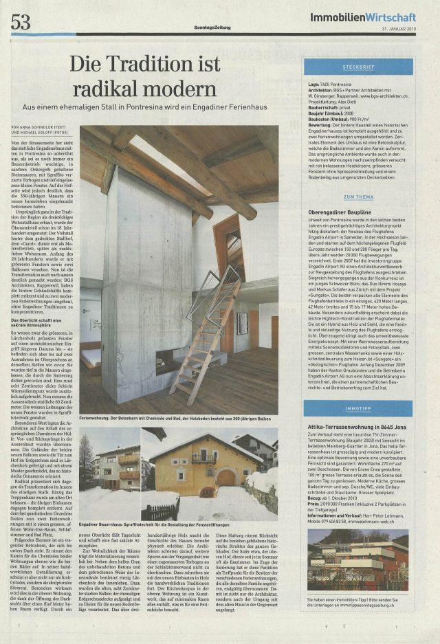 Ferrari Umbau und Renovationen - Albanas
